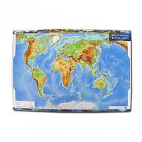 Физическая карта мира м-б 1  : 35 000 00… (арт.1405)