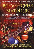 Вселенские матрицы. Космическая генетика. Космоэнергетика. Том 2. Вселенский Е., Вселенская Л.