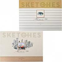 Альбом А3 для эскизов 12  листов, 190  г… (арт.201382/А031)