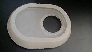 Прокладка для бойлера Ariston (Аристон), овальная силиконовая