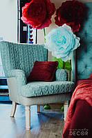 Кресло Ohaina с подлокотниками цвет мята, фото 1