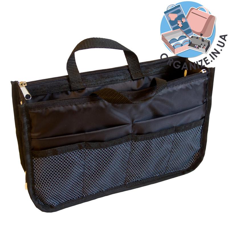 Органайзер для сумки ORGANIZE украинский аналог Bag in Bag (черный)