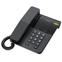 Аппарат телефонный  Alcatel T22 Black