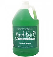 Шампунь Chris Christensen SmartWash Jungle Apple для собак с ароматом яблока, 3.8 л