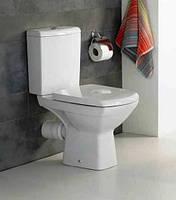 Компакт напольный Cersanit CARINA CLEAN ON 011 3/6 л (сидение дюропласт SOFT-CLOSE) 021300