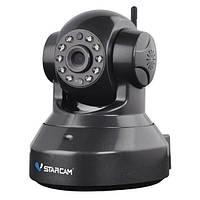Внутренняя IP камера C7837WIP Black черная оригинал Гарантия!