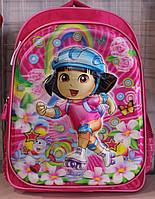 Ранец Рюкзак Disney школьный ортопедический  Джуди 17-3302-1