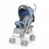 Прогулочная коляска-трость TILLY Polo T-141 BLUE+GREY