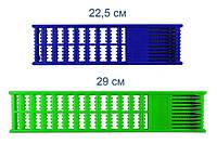 Поводочница на пружине 20 поводков 28см