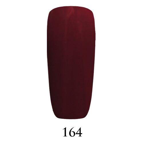 Гель лак Adore №164 , вишнево-баклажановый  9 мл