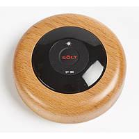 Круглая деревянная подставка