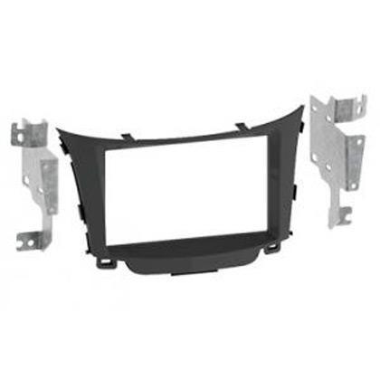 Рамка переходная 381143-32 2 DIN Hyundai I 30 2012 ->