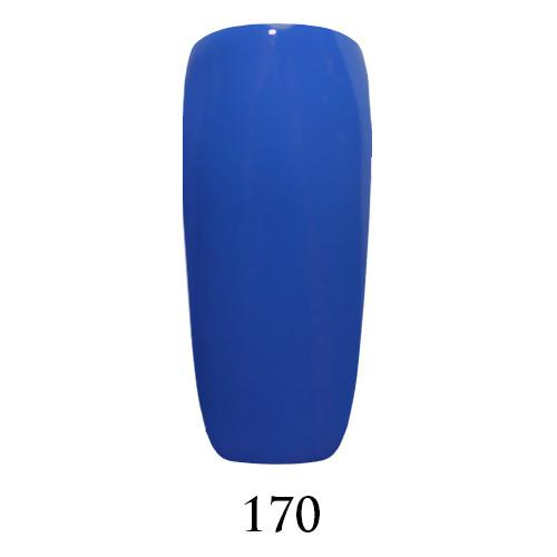 Гель лак Adore №170 ,кобальтовый синий 9 мл