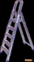 Стремянка алюминиевая односторонняя
