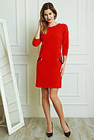 Нарядное платье с красивыми ажурными замочками