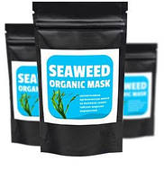 Seaweed Organic Mask — маска для отбеливания и омоложения кожи