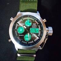 Водонепроницаемое армейские часы Amst
