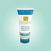 Крем-дезодорант для ног с охлаждающим эффектом. Health & Beauty
