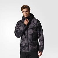 Куртка спортивная для мужчин Adidas All Outdoor Printed Wandertag AZ2170 - 2017