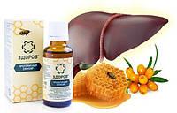 Эликсир Здоров для восстановления печени и очищения от шлаков и токсинов