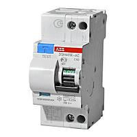 Дифференциальный автомат DSH941R, 1P+N, 0.03А (C), ABB (АББ) 30 мА