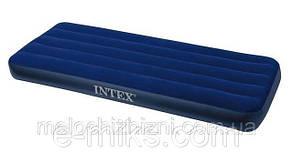 Односпальный матрас Intex
