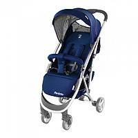 Стильная детская прогулочная коляска CARRELLO Perfetto CRL-8503 BLUE