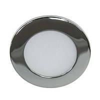 Светодиодный светильник Feron AL500 3W хром