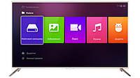 Телевизор Kivi 50UX10S Gold Gold SmartTv + 4K + Wi-Fi + Android + 2 пульта. Гарантия 2 года! Официальный ТВ!