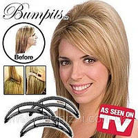 Заколки для объема волос Big happie hair