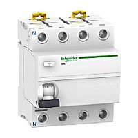 Устройство защитного отключения Acti 9 iID K, 4P, 25А (АC) 30мА Schneider Electric (Шнайдер электрик)
