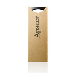 Флешка Apacer AH133 32Gb Champagne gold