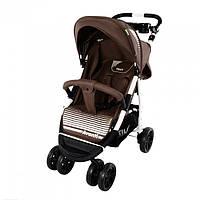 Детская прогулочная коляска TILLY Avanti T-1406 BROWN