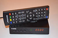 DVB-T2 Тюнер (ресивер) Т2 World Vision T59D AC3 Dolby+Youtube