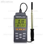 Анемометр многофункциональный TM-4001, анемометр багатофункціональний ТМ-4001