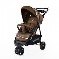 Детская прогулочная коляска TILLY Enigma T-1407 BROWN