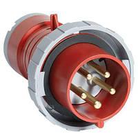 Вилка кабельная 16А, 3P+E, 380V, IP67 ABB (АББ)