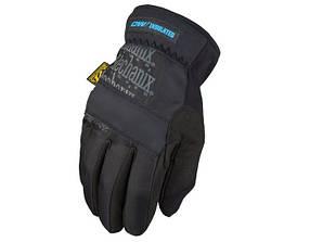 Тактические перчатки Mechanix Wear FastFit Cold Weather Insulated Black (MFF-95)