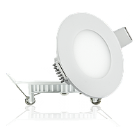 LED Светильник встраиваемый Neomax (круг) 3W 4500K