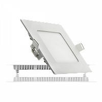 LED Светильник встраиваемый Neomax (квадрат) 6W 4500K