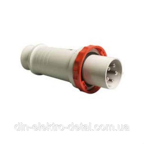 Вилка кабельная, винтовая, 63А 3P+N+E, IP67, 380В Schneider Electric (Шнайдер Электрик)