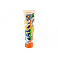 Детская зубная паста Dentalux for kids с апельсином 100 мл (Германия)