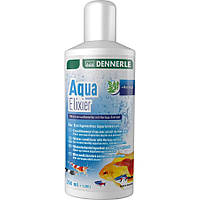 Dennerle Aqua Elixier превращает агрессивную водопроводную воду в аквариумную воду, 250мл