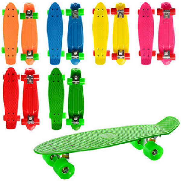 Скейт пенни борд penny board MS 0848-1
