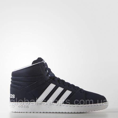 Мужские кроссовки Adidas VS Hoops Mid (Артикул:F99532)