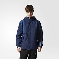 Adidas Спортивная куртка-бомбер SHELL JACKET NY BQ0907 - 2017