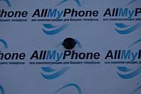 Пластик кнопки меню для мобильного телефона Apple iPhone 4 / 4S черный