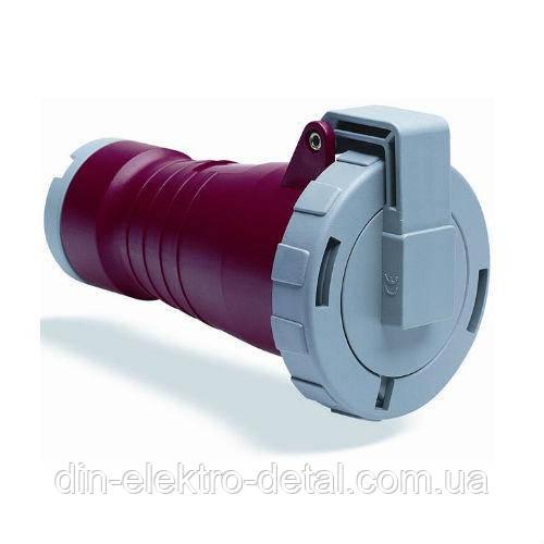 Вилка кабельная, 32А, 3P+N+E, 346-415V, IP67 ABB (АББ)