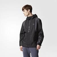 Спортивная куртка-бомбер Adidas Originals SHELL JACKET NY BQ0909 - 2017