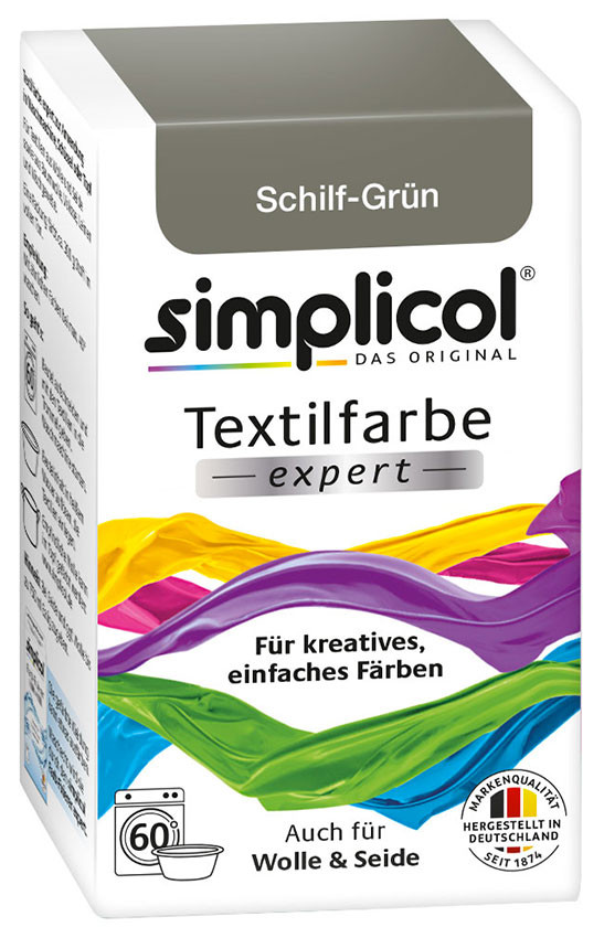 Краска Simplicol для смены цвета 150г хаки